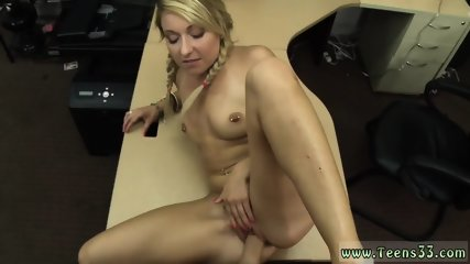 S play with big tits hd and blonde girl Puppy Love - scene 5