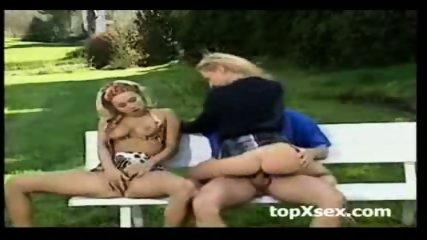 2 Girls in Central Park - scene 2