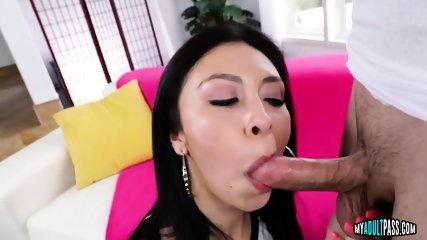 Kara Faux Sucking Cock of Codey Steel