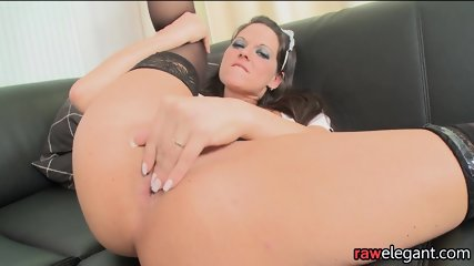 Anally Fucked Maid Doggystyled By Bbc
