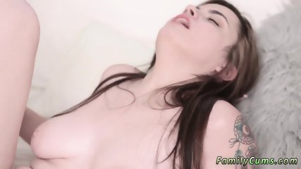Hardcore anal mom and playmate s daughter xxx Sneaky And Sleepy Step Sex