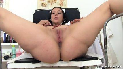 Sexy Nurse's Deep Vagoo - scene 4