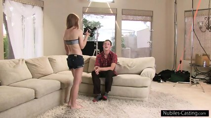 Marissa Mei Gets Banged On Sofa - scene 2