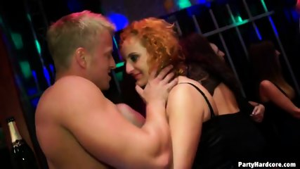 Group Sex At Hardcore Party - scene 5
