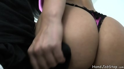 Jana Knows How To Rub A Dick - scene 1