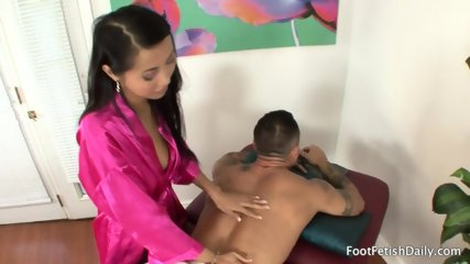 Hot Girl With Awesome Feet Rides Dick - scene 1