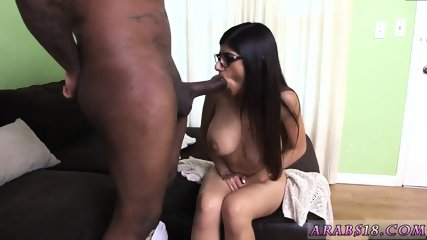 Ts pornstars xxx Mia Khalifa Tries A Big Black Dick - scene 11
