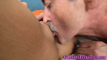 Teens vag licks by gramps
