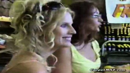 Lesbian MILFs teasing 3 - scene 12