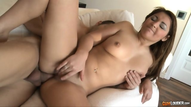 Horny Babe Lana Gets Fucked In Butt