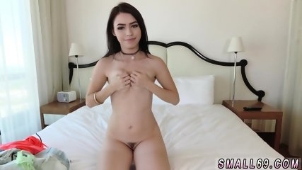 French 18 amateur anal Exxxtra Small Casting Call