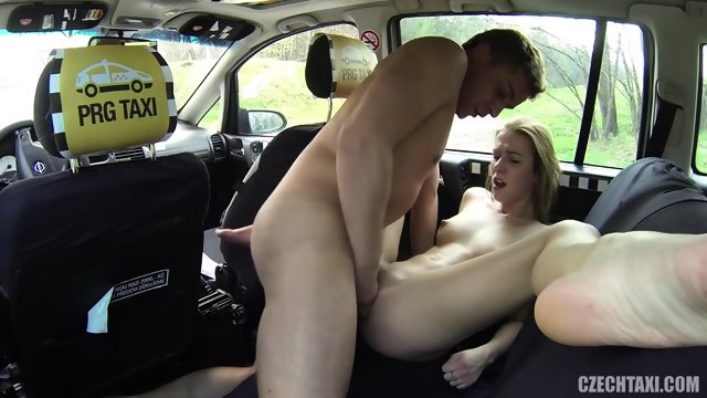 Alluring Passenger Seduced And Fucked By Taxi Driver