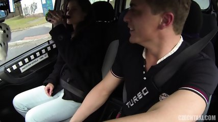 Vulgar Action In The Backseat - scene 12