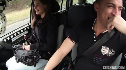 Vulgar Action In The Backseat - scene 3