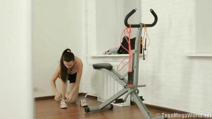 Exhausting Training With Teenage Girl Mary - scene 2