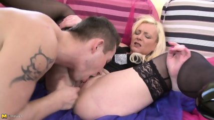 Melissa With Stockings Gets Fucked Hard - scene 4