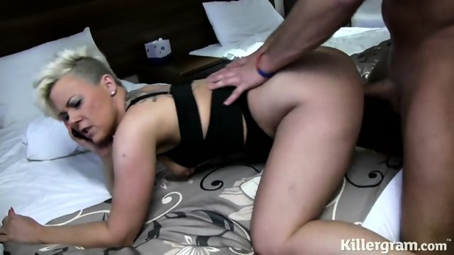 Sex Adventures Of Mature Blonde Slut