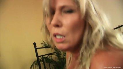 Busty Mom Takes Hard Cock - scene 9