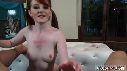Fiery Red Hair Pussy Fuck