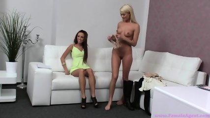 Job Interview - Gina And Lena - scene 8