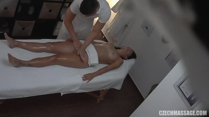 Kinky Masseur In Action