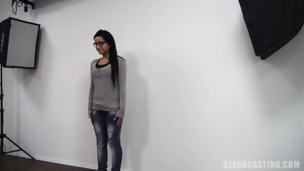 Hana Is Hottie With Glasses - scene 7