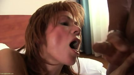 Sex With Redhead Slut - scene 12
