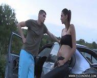 Sex On Scrap Yard - scene 2