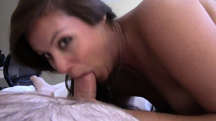 Hot Action With Natural Babe