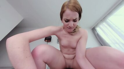 Sex With Horny Redhead Girl