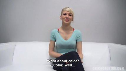 Blonde Amateur Has Fantastic Sex Skills - scene 4