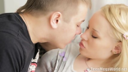 Teenie Gets Licked And Fucked - scene 1