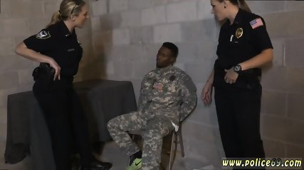 Rich arab girl loves black cock first time Fake Soldier Gets Used as a Fuck Toy