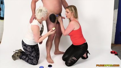 Mature Lady Shows How To Use A Dick - scene 7