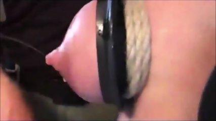 Extreme tits milking