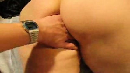Fingering both holes at the same time - scene 6