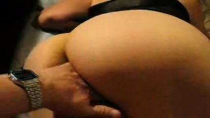 Fingering both holes at the same time - scene 7