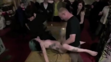 Most Degrading Gangbang Ever! - scene 10