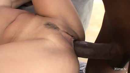 Exotic Bitch Rides Black Dick