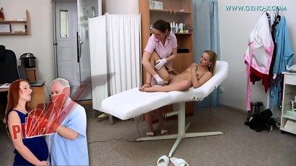 Blonde Visits Her Doctor - scene 8