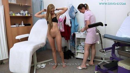 Blonde Visits Her Doctor - scene 12