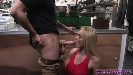 Big dick creampie and natural tits secretary Weekend Crew Takes A Crack At The Crack