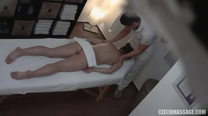 Masseur Seduces And Fucks His Sexy Customer - scene 2