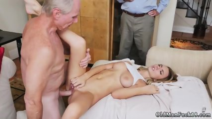 Old young locker room first time Molly Earns Her Keep