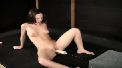Girl Orgasms With Cum Bot - scene 2