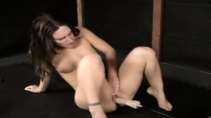 Girl Orgasms With Cum Bot - scene 3