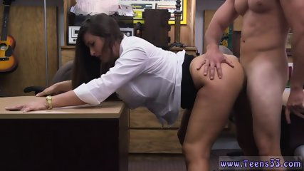 Swedish amateur blowjob and homemade huge naturals PawnShop Confession!