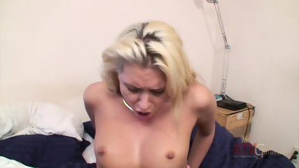Two Cocks Penetrate Her Holes - scene 8