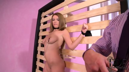 Hot Slave Gets Fucked Hard