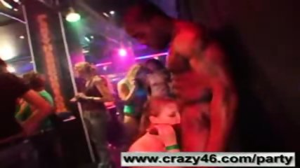 Drunk Girls Fuck Strippers on Camera - scene 5